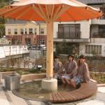 Aogiri-no-yu (Footbath)