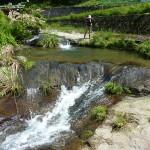 The Kuto River Valley