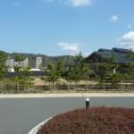 木津温泉風景